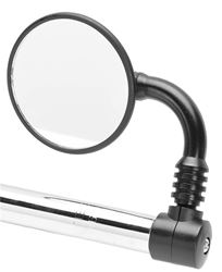 Kent 94000 Standard Flexible Mirror, For Use With Handlebars of Most Bicycles