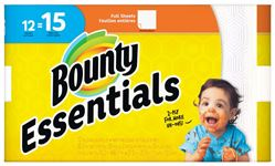Bounty Paper Towel 2 Pack