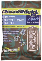 RESCUE DecoShield YJDS-R-DB12 Yellow Jacket Repellent Refill
