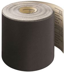 3M 15299 Floor Surfacing Paper, 100-Grit, Medium, Resin, 50 yd L