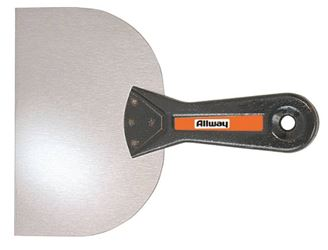 ALLWAY TOOLS T60 Taping Knife, Flexible Blade, Steel Blade