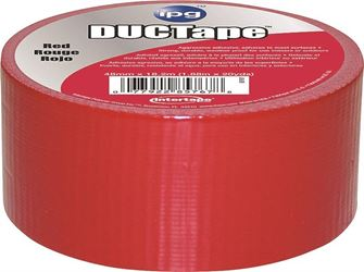 Intertape 6720RED Duct Tape, 1.88 in W x 20 yd L, Red?