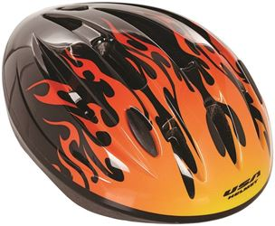 Kent International 64151/97029 Helmet Child Flame
