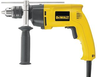 Dewalt DW511 Corded Hammer Drill, 120 V, 7.8 A, 650 W, 1/2 in Keyed Chuck, 0 - 2700 rpm