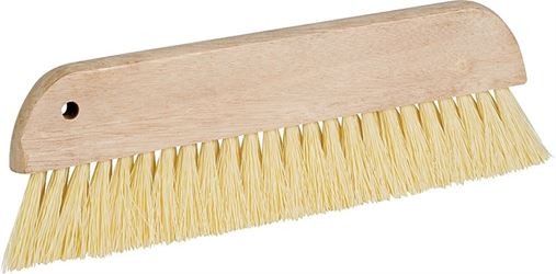 DQB 11930 Wallpaper Smoother Brush, 12 in, Hardwood Handle