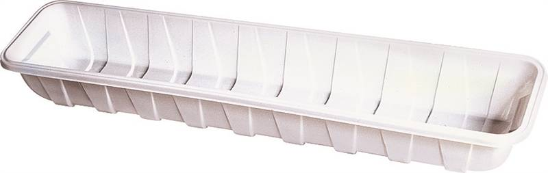 Encore Plastics 32160 Heavy Duty Wallpaper Tray, 32 in, Plastic