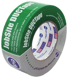 Intertape 6700 Duct Tape, 1.87 in W x 60 yd L, Poly Coated Cloth Backing, Silver