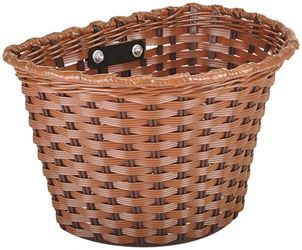 Kent International 65226/96028 Basket Bicycle Brn