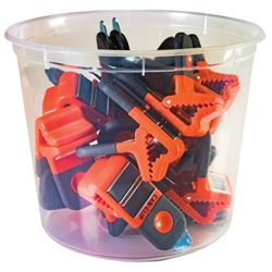 Allway Tools Ccl15 Can Clips Bucket 15 Pack