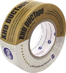 Intertape 9603 Heavy Duty Duct Tape, 2.81 in W x 60 yd L x 10 mil T, Poly Coated Cloth Backing