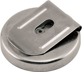 Handy Mag 07221 Belt Clip Magnet With Belt Clip, 2 in Dia