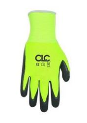 Custom Leathercraft 2138l Gloves Safety T-touch