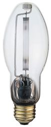 100 watt; High Pressure Sodium HID; Mogul base; ET23 1/2; Clear; 22 CRI; 2100K
