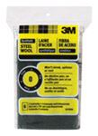 3M  1-1/2 in. W x 4 in. L Fine  0  Steel Wool