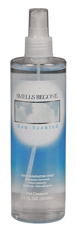 Smells Begone  Air Freshener  Unscented  12 oz.