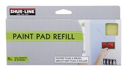 Shur-Line  Paint Pad  Refill 9 in. W For Smooth Surfaces