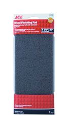 Ace  4-3/8 in. W x 11 in. L Coarse  0  Finishing Pad