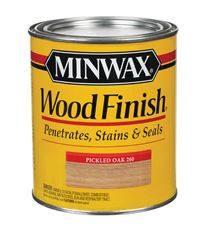 Minwax  Wood Finish  Transparent  Oil-Based  Wood Stain  Pickled Oak  1 qt.