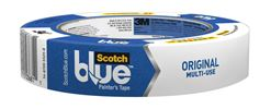 Scotch  0.94 in. W x 60 yd. L General Purpose  Painter's Tape  Medium Strength  Blue  1 pk