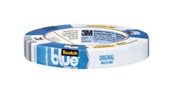 Scotch  0.7 in. W x 60 yd. L General Purpose  Painter's Tape  Medium Strength  Blue  1 pk