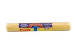 Purdy  Contractor 1st  Polyester  Paint Roller Cover  3/4 in. L x 18 in. W