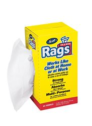 Scott Rags in a Box Paper Cleaning Cloth 10 in. W x 10.8 in. L 85 count