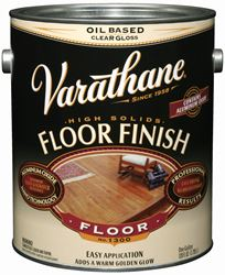 Varathane Gloss Clear Floor Finish 1 gal.