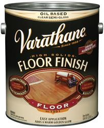Varathane Semi-Gloss Clear Floor Finish 1 gal.