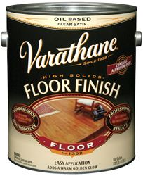 Varathane Satin Clear Floor Finish 1 gal.