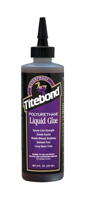 Titebond  Polyurethane Liquid Glue  8 oz.