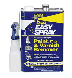 Easy Spray  Paint and Varnish Remover  1 gal.