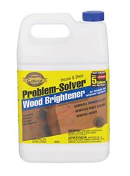 Cabot  Problem-Solver  1 gal. Wood Brightener