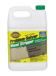 Cabot  Deck & Siding Problem-Solver  Wood Stripper  1 gal.