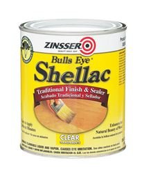 Zinsser  Bulls Eye  Finish and Sealer  1 qt.