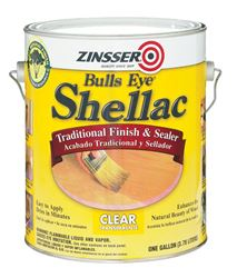 Zinsser  Bulls Eye  Finish and Sealer  1 gal.