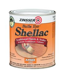Zinsser  Bulls Eye Sealer and Finish  1 qt.