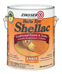 Zinsser  Bulls Eye Sealer and Finish  1 gal.