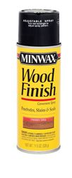 Minwax  Wood Finish  Transparent  Oil-Based  Spray Stain  Cherry  11.5 oz.