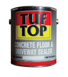 Tuf Top  Floor And Driveway Sealer  Gray  1 gal.