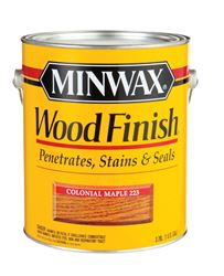 Minwax  Wood Finish  Transparent  Oil-Based  Wood Stain  Colonial Maple  1 gal.