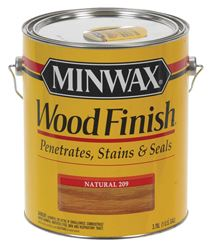 Minwax  Wood Finish  Transparent  Oil-Based  Wood Stain  Natural  1 gal.