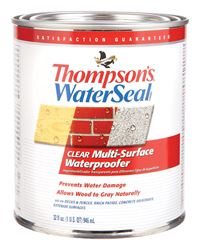 Thompsons Waterseal Clear Water-Based Multi-Surface Waterproofer 1 qt.