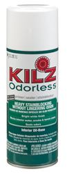 Kilz Odorless  Oil-Based  Interior  Primer  13 oz. White