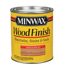 Minwax  Wood Finish  Transparent  Oil-Based  Wood Stain  Ipswich Pine  1 qt.