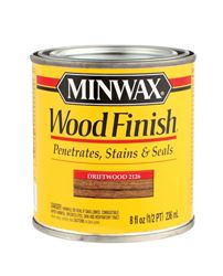 Minwax  Wood Finish  Transparent  Oil-Based  Wood Stain  Driftwood  1/2 pt.
