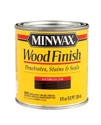 Minwax  Wood Finish  Transparent  Oil-Based  Wood Stain  Jacobean  1/2 pt.