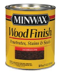 Minwax  Wood Finish  Transparent  Oil-Based  Wood Stain  Jacobean  1 qt.