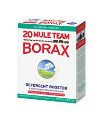 20 Mule Team  Fresh Scent High Efficiency Powder  Laundry Detergent