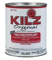 Kilz Original  Oil-Based  Interior  Primer  1 qt. White