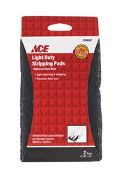 Ace  3-7/8 in. W x 6 in. L Coarse  2  Stripping Pad